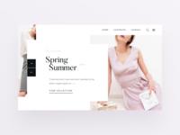 Dresses Fashion Slider