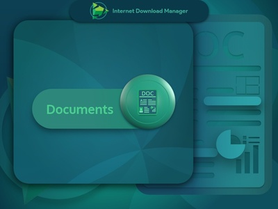 Internet Download Manager : Document icon