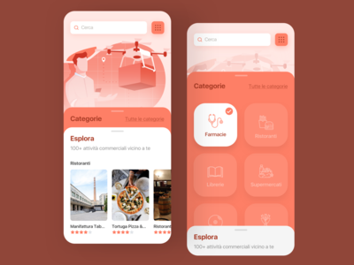 Delivery Mobile App coviduichallenge covid-19 daily ui dailyuichallenge daily ui challenge dailyui redesign concept ux interface ui