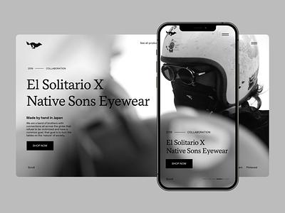 Responsive Website Slider responsive responsive design website design homepage ecommerce design online store ecommerce redesign concept interface ui