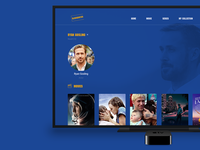 #03 Blockbuster UI/UX Design
