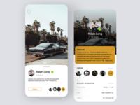 Daily UI #6 | User Profile