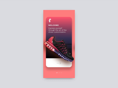 Daily UI #23   Onboarding