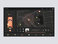 Daily UI #34 | Car Interface