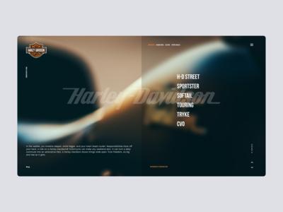 Daily UI #53 | Header Navigation