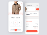 Daily UI #58 | Shopping Cart
