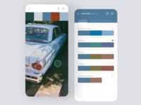 Daily UI #60 | Color Picker