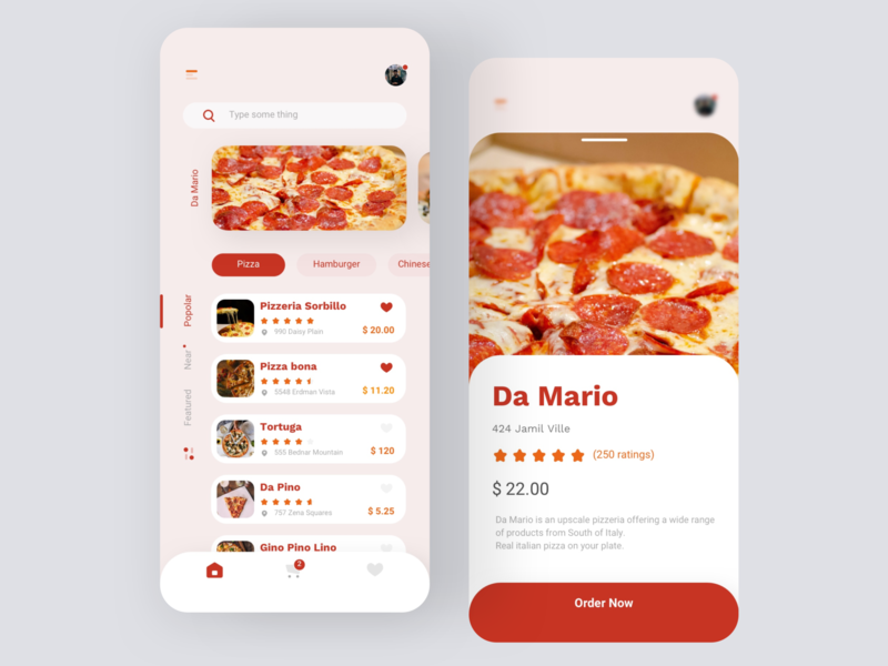 Daily UI #99 | Categories food delivery service food delivery app food delivery delivery app pizza food food app category category page categories daily ui 099 daily ui dailyuichallenge daily ui challenge dailyui redesign concept ux interface ui