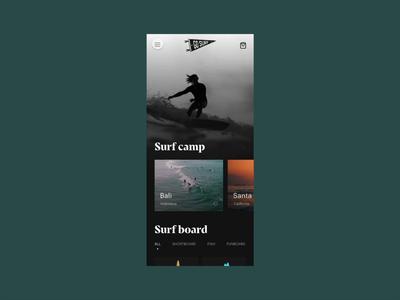 Surf Shop eCommerce