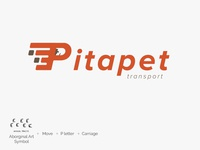 Pita Pet Transport Logo v1