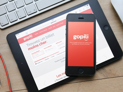 Gopili logo brand branding website travel webdesign iphone ipad mobile ios