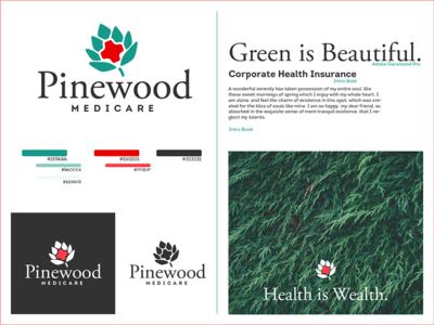 Pinewood Medicare Styleguide