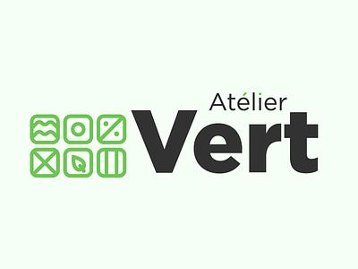 Atélier Vert eco green agency studio modular