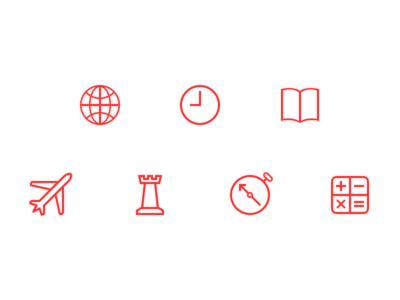 Chars Pictograms