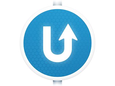 Useful Links Channel Userpic telegram blue userpic sign u-turn