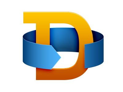 Letter d by den talal dribbble d logo altavistaventures Gallery