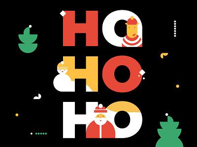 New Year's illustrations santaclaus 2021 happy new year christmas design ui minimal illustrator illustration icon