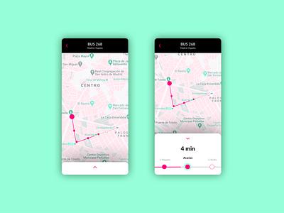 Daily UI 020 - Location tracker graphicdesign userinterfacedesign uxdesign user interface design daily ui maps map location tracker location userinterface vector icon uidesign art minimal dailyui app design ux ui