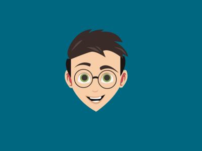 Face illustration vector