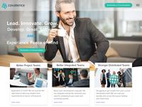 Covalience Website