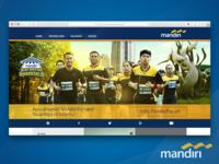 Mandiri Karnaval Nusantara Website