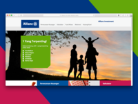 Allianz Investment Website