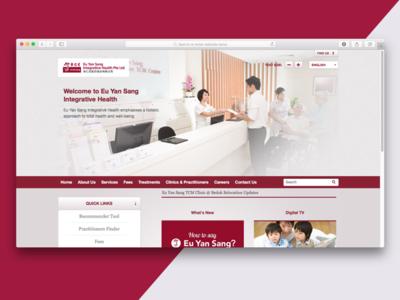 Eu Yan Sang Clinic Singapore