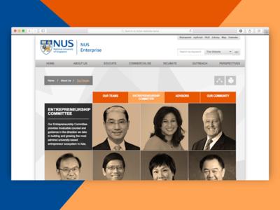 NUS Enterprise