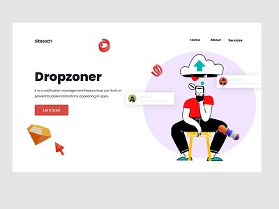 Web UI figma ui web branding animation