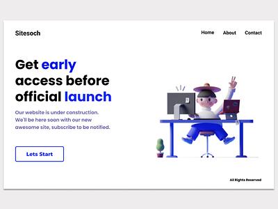Today's Design website ux ui branding graphic design animation