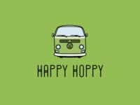 Happy Hoppy Logo