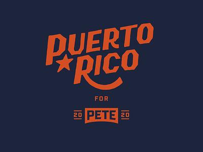 Puerto Rico puerto rico logo typography lettering art deco hand lettering type