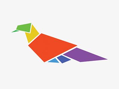 Finch Logo logo brand finch logo deisgn logos branding