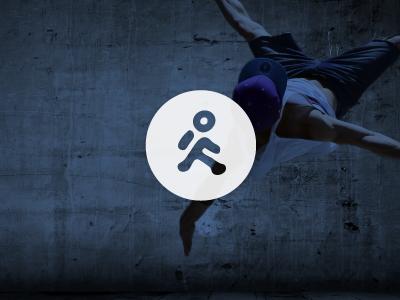 "Logo for dance clothes shop ""Tantsupood"" dance logo branding shop dance clothes hip-hop attitude logotype dancing breakdancing"
