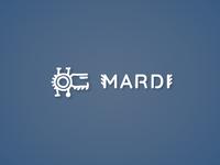 """Logo of """"Mardi"""""""