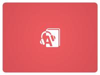 A-raamat logo [Audio books]