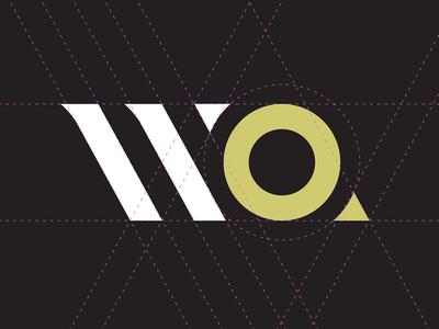 WQ wealth compass q w wq grid logo