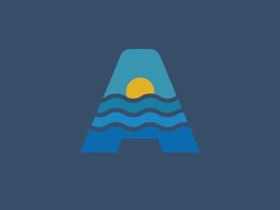 Annapolis Athletic Club blue water waves sun a gym fitness