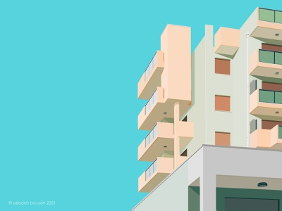 building 2 details floors ui building designer 2d illustrator flat illustration flat design flatdesign flat illustration design