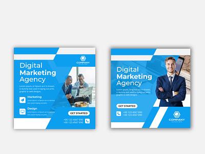 Digital Marketing Agency social Media Template social media post social design post media marketing agency social marketing agency digital marketing agency