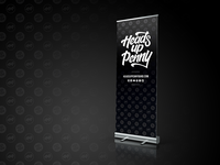 HUP Stage Banner
