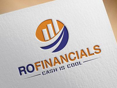 do credit repair accounting and financial logo design  2 typography illustrator branding icon vector design graphic design minimal flat logo