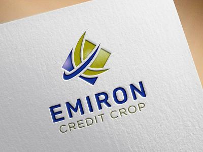 do credit repair accounting and financial logo design  1 typography illustrator branding design icon vector graphic design minimal flat logo