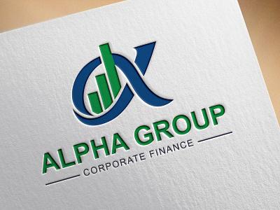 do credit repair accounting and financial logo design typography illustrator design branding icon vector graphic design minimal flat logo