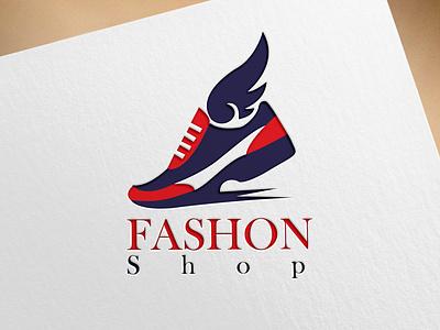 design a beautiful logo for your business  4 typography illustrator design branding icon vector graphic design minimal flat logo
