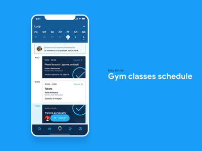 CityFit - Gym app product design product sketch afftereffects principle personal trainer qrcode fitness gym schedule ios android animation mobile design interface ux app ui