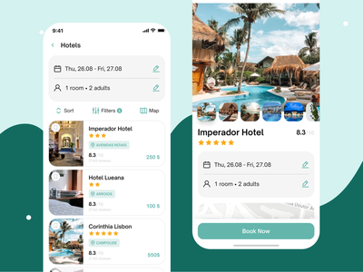 Travel planning app mobileapp booking book list search details planning hotel trip travel mobile design interface app ux ui