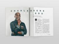 RELEVANT Magazine Charlamagne Tha God