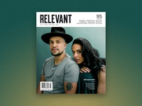 RELEVANT Magazine Issue 95 Cover