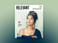 RELEVANT Magazine Issue 96 Cover